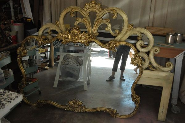 Charming French Bedroom Set