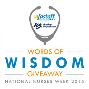 Check out NurseEyeRoll.com to enter to win a $500 gift card to Southwest Air for Nurses Week 2015!  Enter STAT, giveaway ends May 15, 2015!