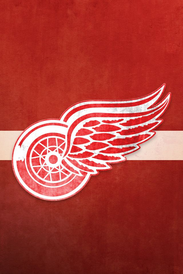 Detroit Red Wings iPhone Background