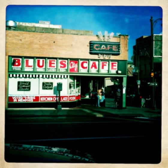 C C Blues Cafe Memphis Tn