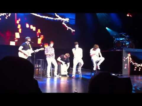 One Direction Stero Hearts, Valerie & Torn Las Vegas