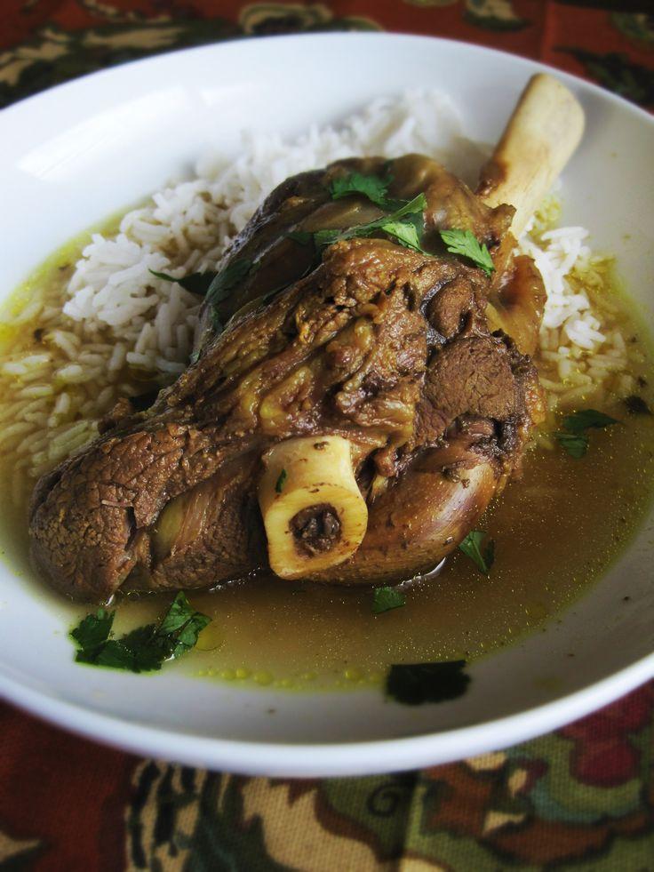 Lamb Curry (Gulai Kambing)