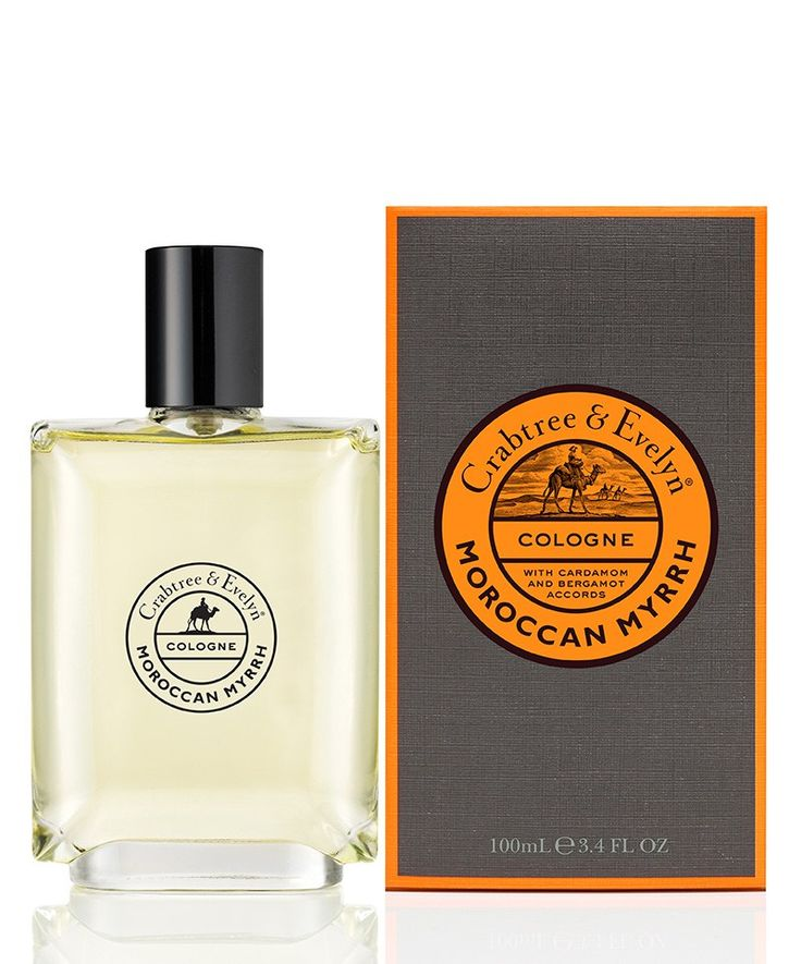 Apa de Colonie Moroccan Myrrh #parfumuri #cadouri #cadouribarbati #crabtreeevelyn