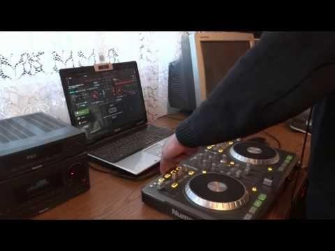 Dj Szabad's Remixing live video,studio audio (ahogy készült studio hangal)