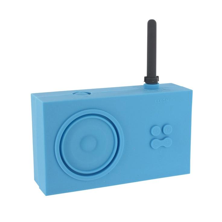TYKHO Radio by Lexon Design
