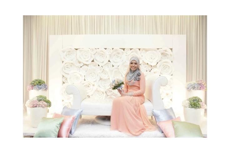 shida idris: WEDDING STORIES 13: pelamin