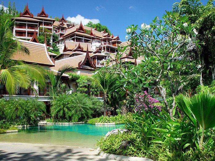 Thavorn Beach Village & Spa - Phuket Beach Luxury