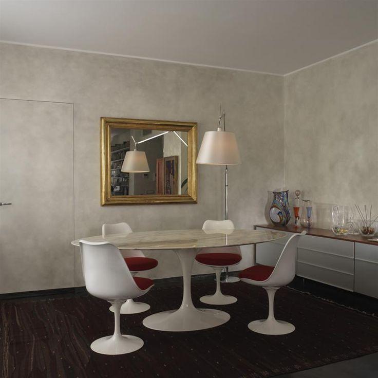 Sedie: Sedia Tulip di Knoll #icona #design