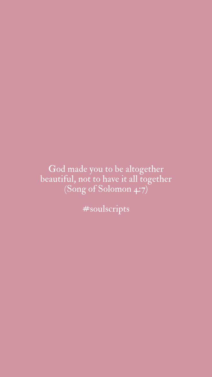 You are altogether beautiful. Song of Solomon 4:7 | Inspiring Quotes and Bible Verses | Christian Quotes | Quotes for Girls | Christian Blog | Jordan Lee Dooley