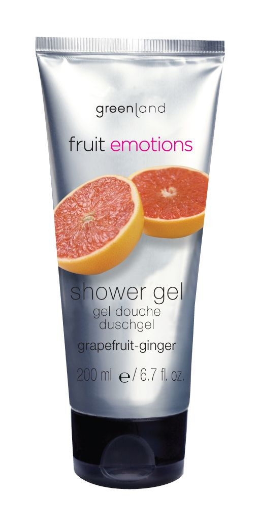 This shower gel is very mild and pH neutral, so extra kind to your skin. The gel doesn't contain parabens and synthetic colorants. This is what we call treating your senses, naturally!