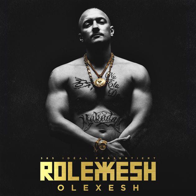 ROLEXESH - Olexesh: ROLEXESH #Olexesh #album #Hip_Hop_Rap #Musik