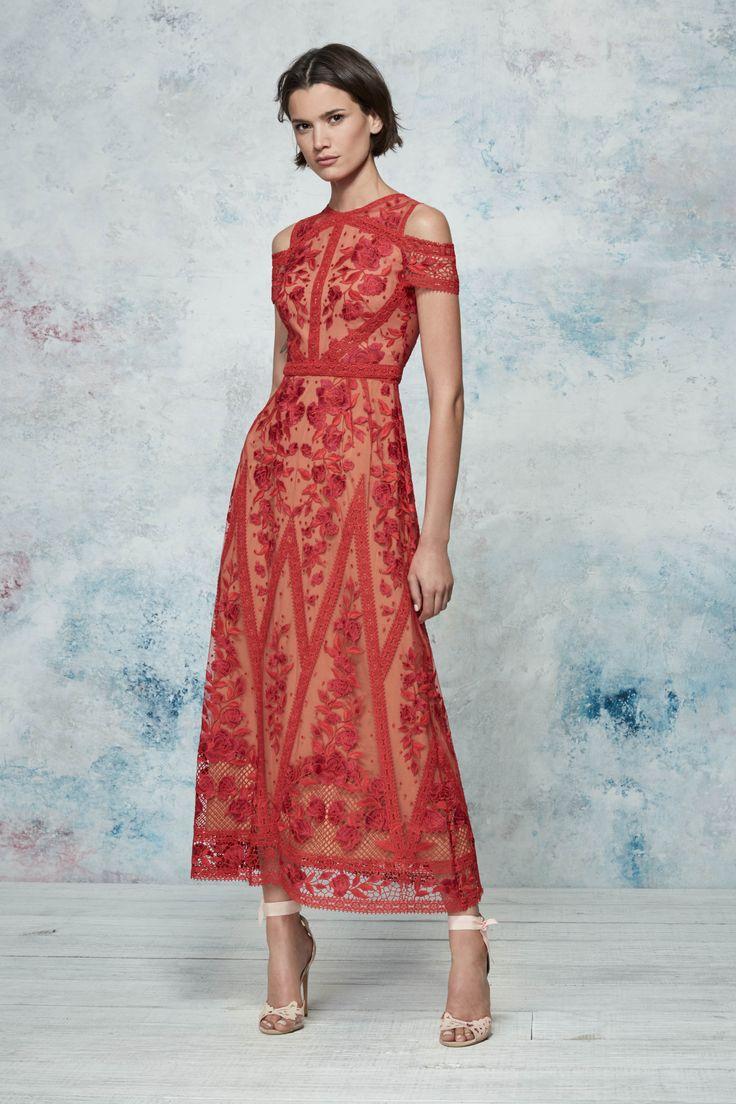Lace dress midi march 2019  best Dresses images on Pinterest  Fashion show Curve dresses