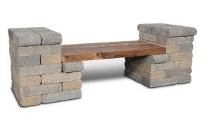 inexpensive benches to make | DIY The Retreat Garden Bench. Patio furniture is so damn expensive ...
