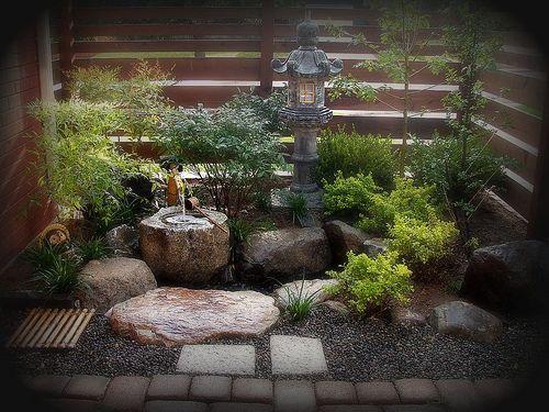 Jardinzinho japon s japanese litle gardem by - Japanese garden ideas for landscaping ...