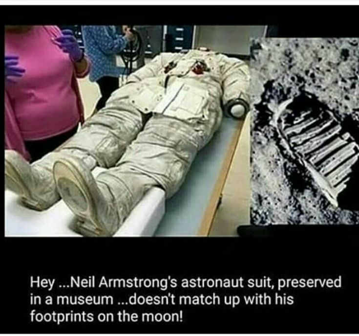 It's Buzz Aldrin's footprint, the man who was with Neil Armstrong. Look on Snopes for the story.
