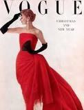 Vintage Vogue1950