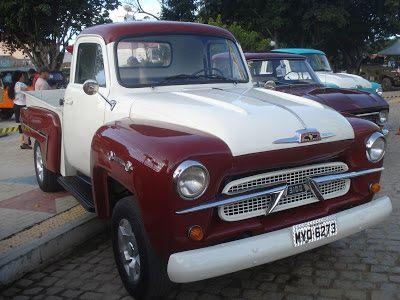 Blog do Gilberto Dias: Primeiro encontro de carros antigos na cidade de Martins