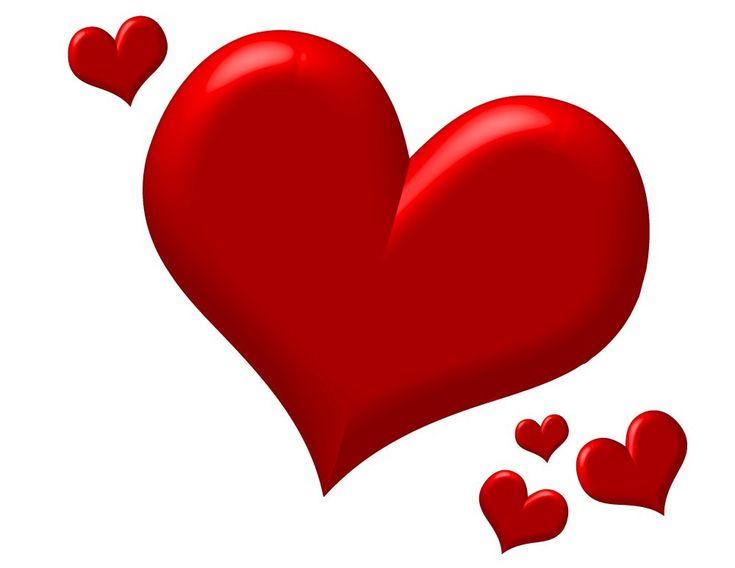 love heart clipart &