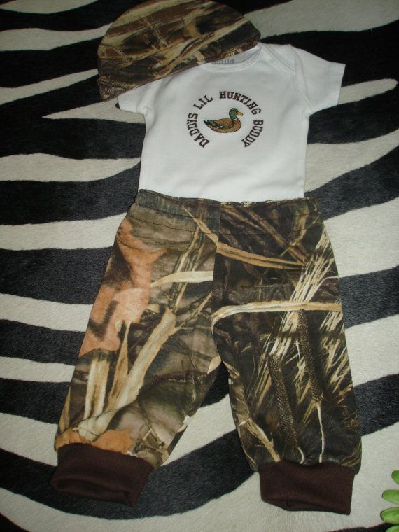 Duck Commander Baby Clothes