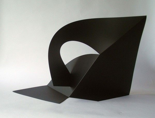 A  Polypropylene Maquette from Eddie Roberts Sculpture