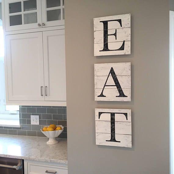 Farmhouse Kitchen Wall Decor Ideas