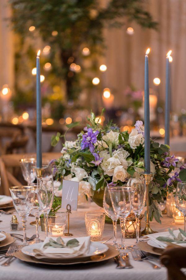 Rustic elegance wedding decor: http://www.stylemepretty.com/2017/04/11/greenwich-country-club-wedding/ Photography: Melani Lust - http://www.melanilustphotography.com/