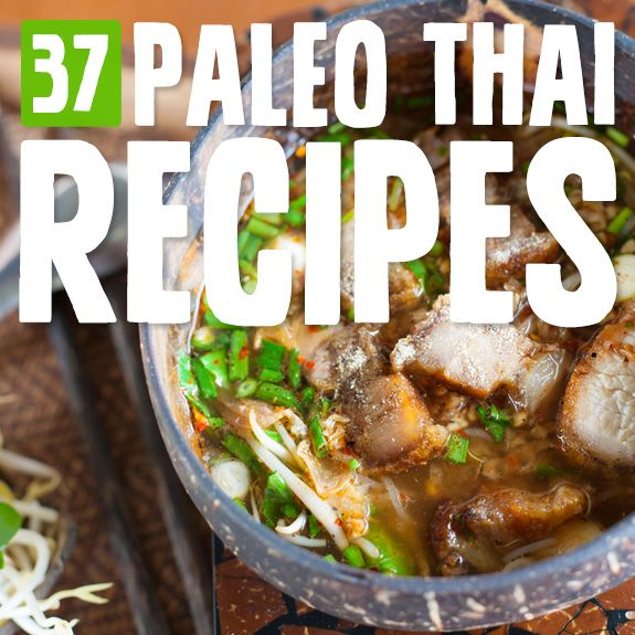 These Paleo Thai recipes remind me of my trip to Thailand. Bursting with traditional and not-so-traditional ingredients, you'll love them!