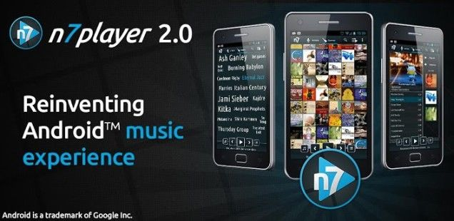 N7 Music Player has the Most Impressive UI Ever | CommonectionCommonection