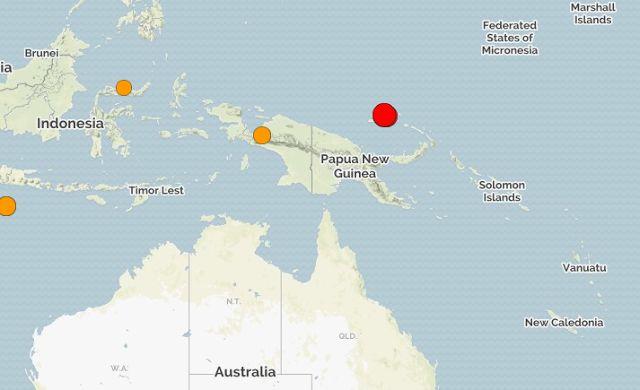 Тайны Планеты: Папуа-Новая Гвинея. Землетрясение магнитудой 6.6