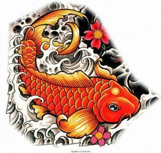♦ ♠ ♥ ♣ ĐƗØNΔŦΔ ǤΔΜ€R ♦ ♠ ♥ ♣: Significado das Tatuagens de Carpa