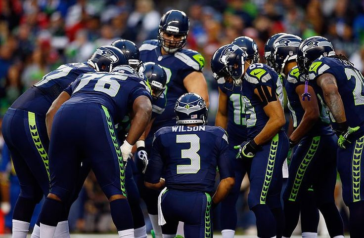 The Seahawks will be trying to become the first back-to-back Super Bowl winners since the Patriots in 2003-04. (Jonathan Ferrey/Getty Images)