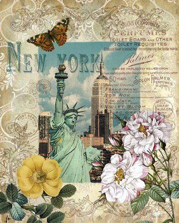 Eternal New York / Abby White