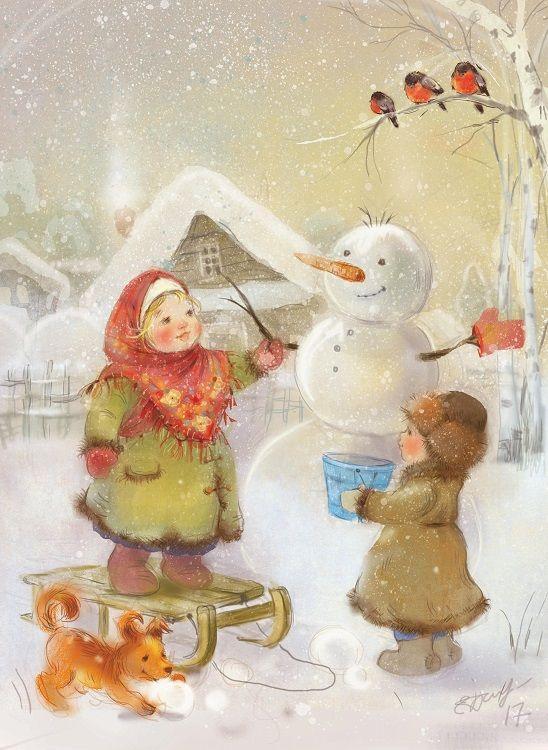 Открытки Екатерины Бабок/ Postcards by Ekaterina Babok/ Открытки для посткроссинга/ Postcards for postcrossing/ Acards.by