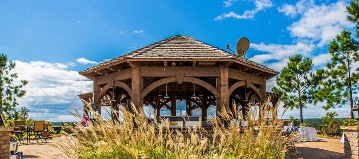 Timber & Wood Pergola Kits, Pavilion Kits & Gazebo Kits