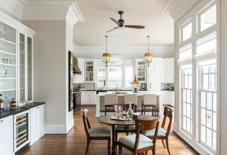 Ceiling Fans For Dining Area: 398 Best Images About Dining Rooms On Pinterest