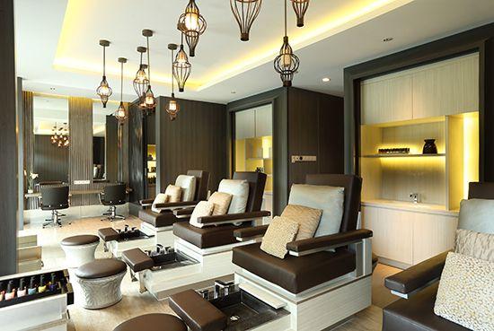 #WhatsNewBali @westinbali #AromatherapyAssociates ~ Enjoy spa and beauty treatments with hydrotherapy pools and sauna at the award winning luxurious spa by Westin Resort Bali.