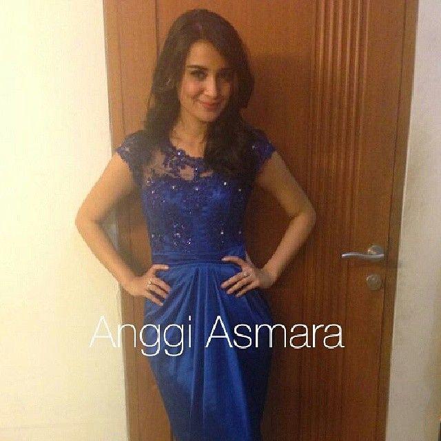 dress by anggi asmara