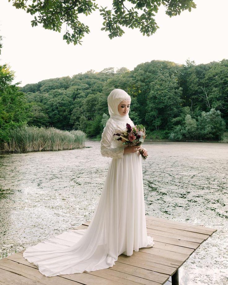 & # 39; Eine der Aufnahmen, die wir vor der Hochzeit im Belgrader Wald gemacht haben …   – Gelinlikler