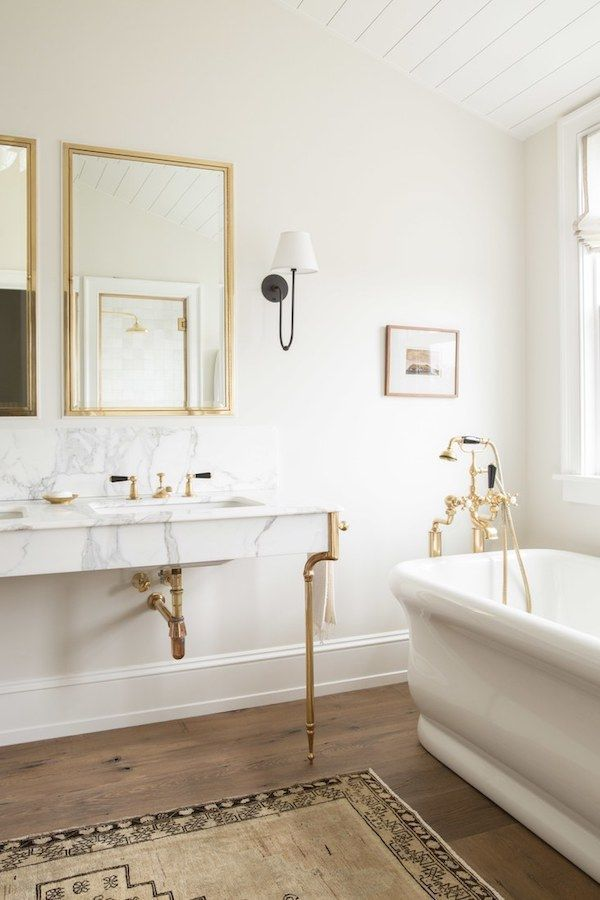 home tour nantucket beach house decor bathroom trends bathroom rh pinterest com