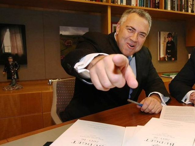Joe Hockey levels with the Australian people about his latest Budget attempt. https://independentaustralia.net/politics/politics-display/joe-hockeys-real-budget-speech,7705
