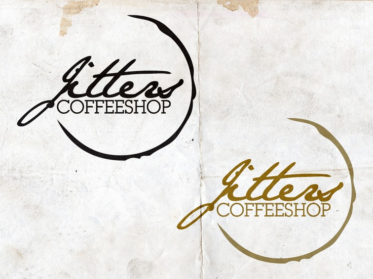 Jitters Coffee Shop Logo in srinkenbaugh's Kontainer   Kontain