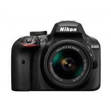 Nikon D3400 + AF-P DX 18-55 mm 1:3.5-5.6G VR 24.2MP CM...