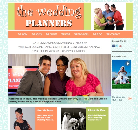 CT Designs Calligraphy And Wedding Stationery The Planners Premiere