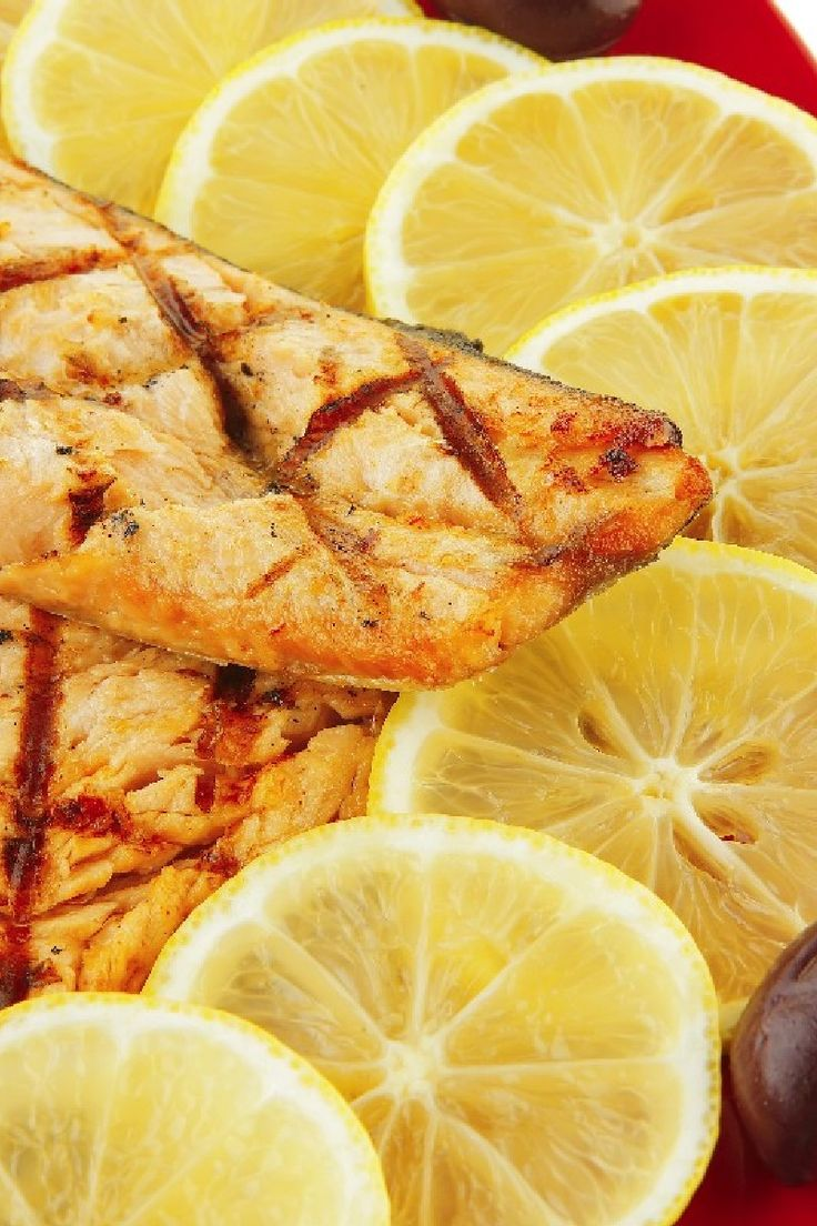 Grilled lemon salmon recipes easy