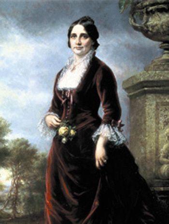 First Lady Martha Wayles Skelton Jefferson