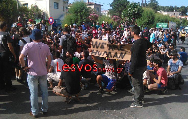 Δήμαρχος Λέσβου σε Μουζάλα: Δεν θα ανεχτούμε ψυχολογικό εκβιασμό