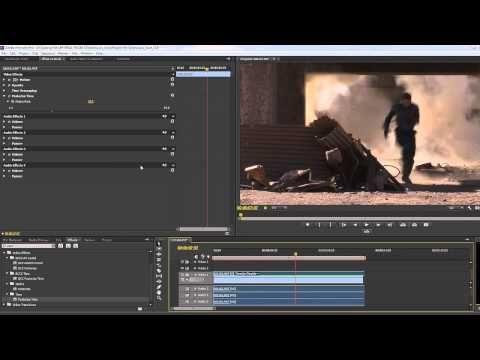 Premiere Pro CS6 Techniques: 94 Time 3: Posterize Time