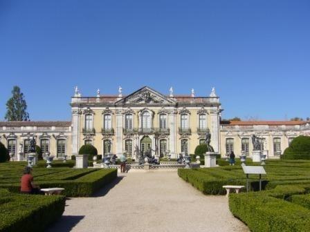 Palácio de Queluz - Lisboa