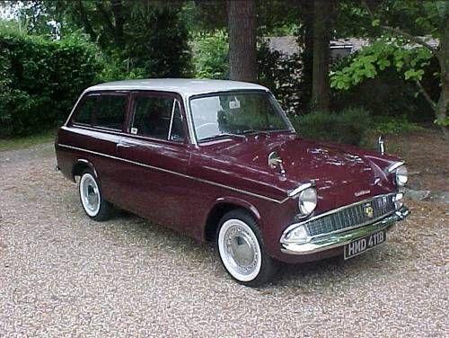 1964 Ford Anglia 105E Estate Deluxe For Sale