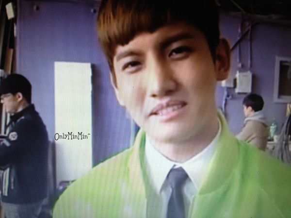 Changminnie in green. >< cr. as tagged